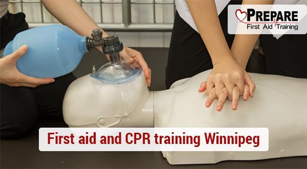 First Aid Training Winnipeg & CPR Courses Winnipeg