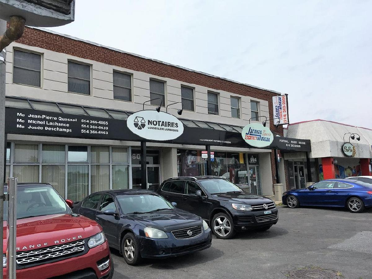 From 400 to  sqft commercial space LaSalle Montreal