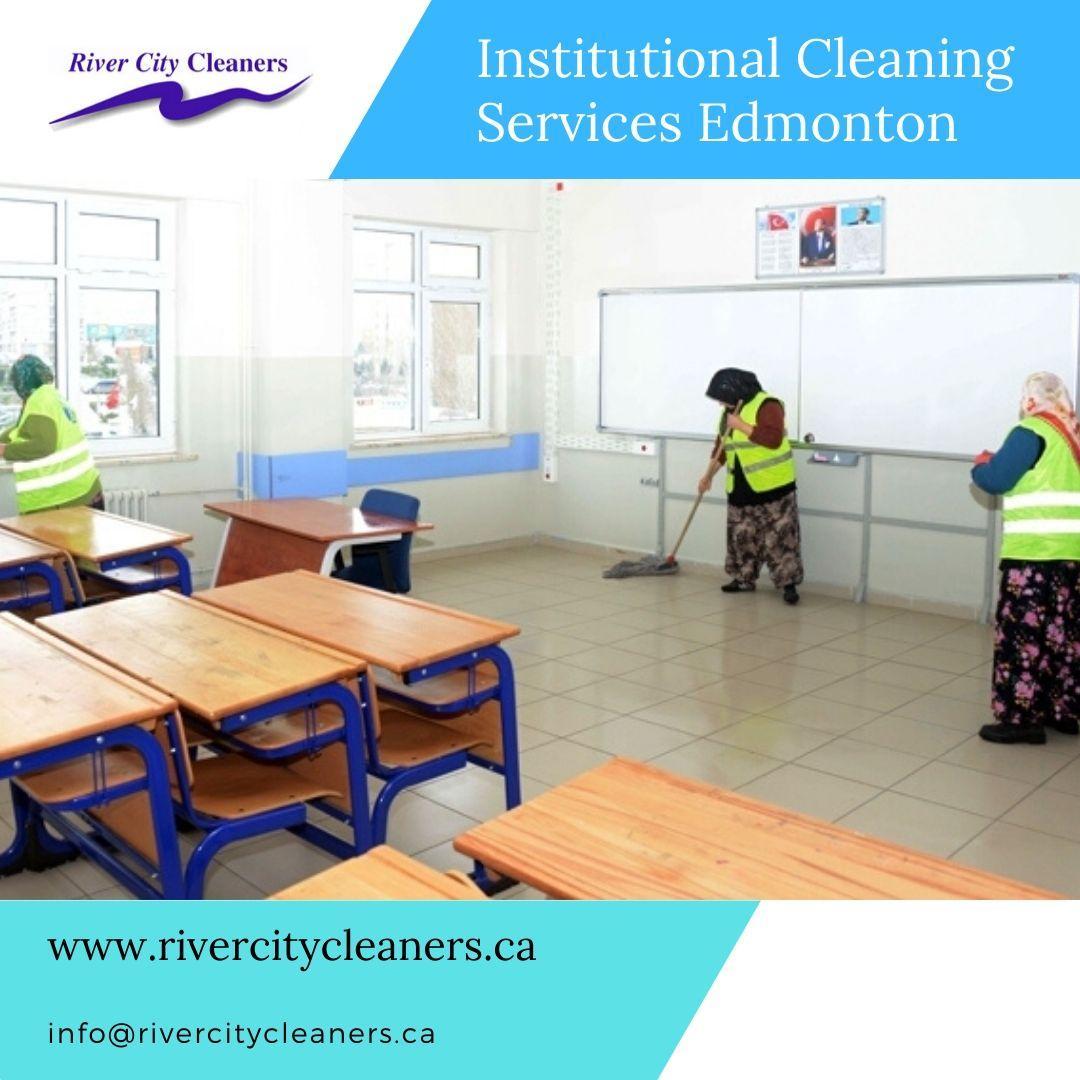 Institutional Cleaning Edmonton