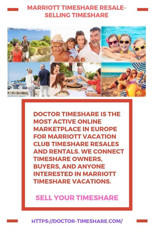 Marriott Timeshare Resales