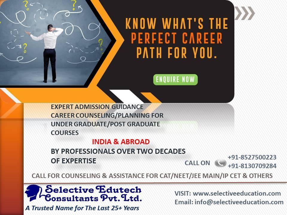 Overseas Admission Consultant in Mumbai | Selective