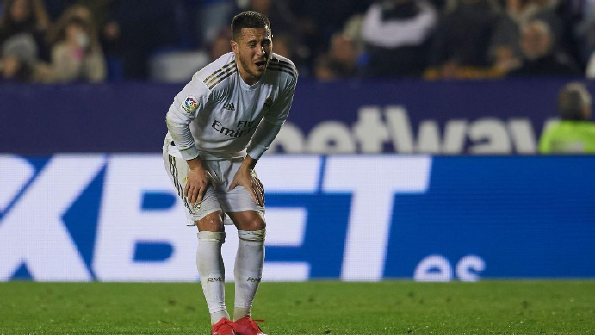 Real Madrid's Hazard to Miss City, Barcelona Clashes with