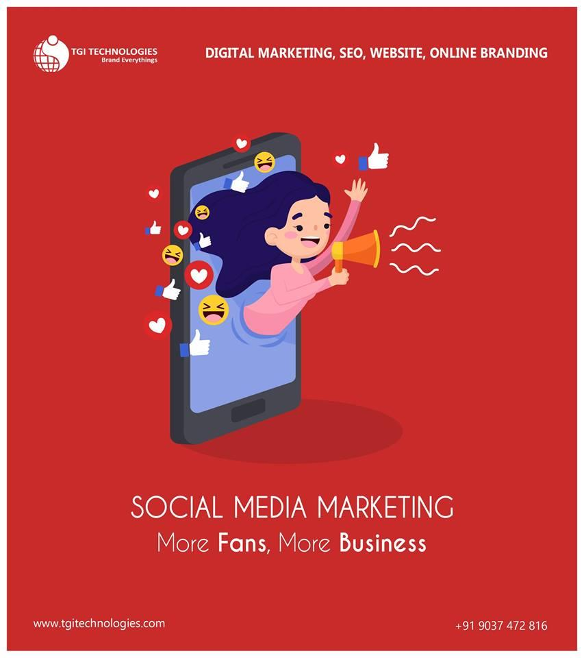 Social media optimization (SMO) company in Kochi, Kerala