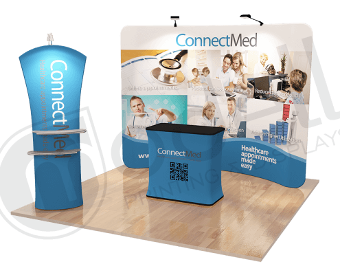 Trade Show Display Sign and Stands