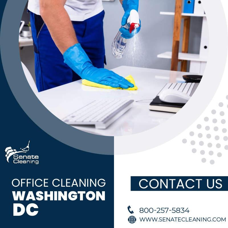 Best Office Cleaning Services Washington DC