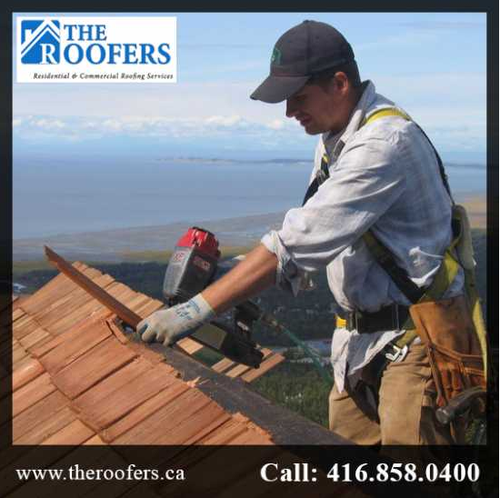Best Roofing Available in Etobicoke | The Roofers