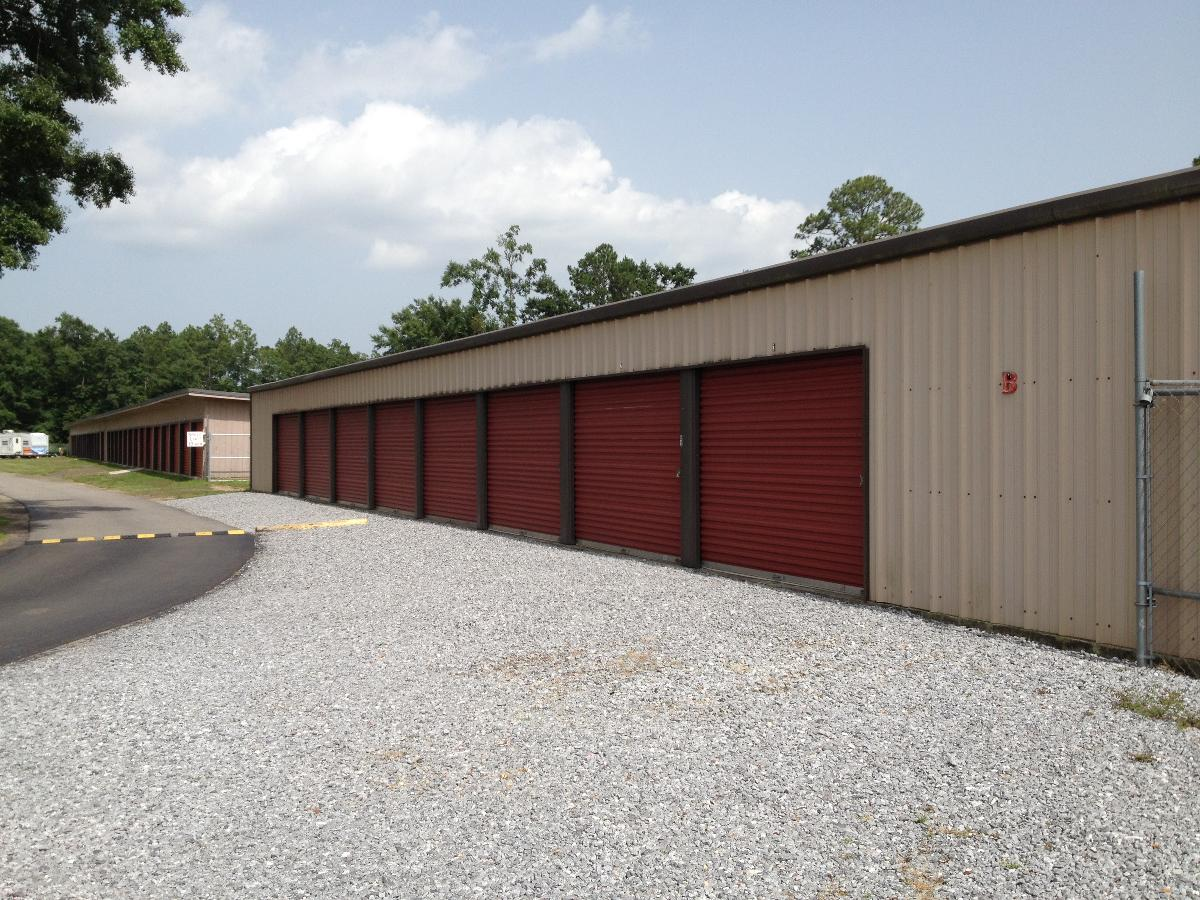 CHEAPEST SELF STORAGE IN TOWN.