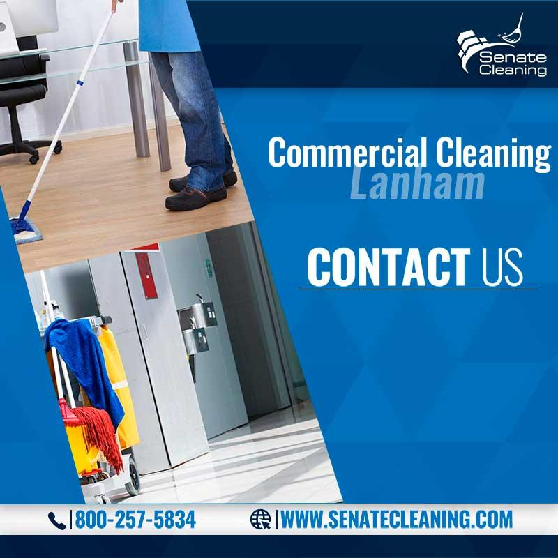 Commercial cleaning Service Lanham