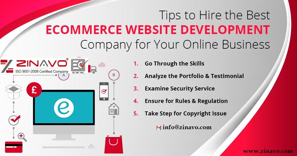 Ecommerce Website Development at Reasonable Price
