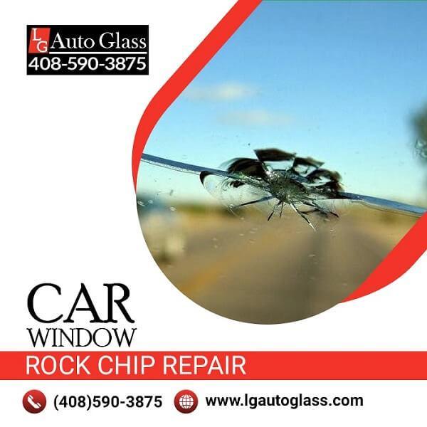 Hire Best Car Window Rock Chip Repair in San Jose