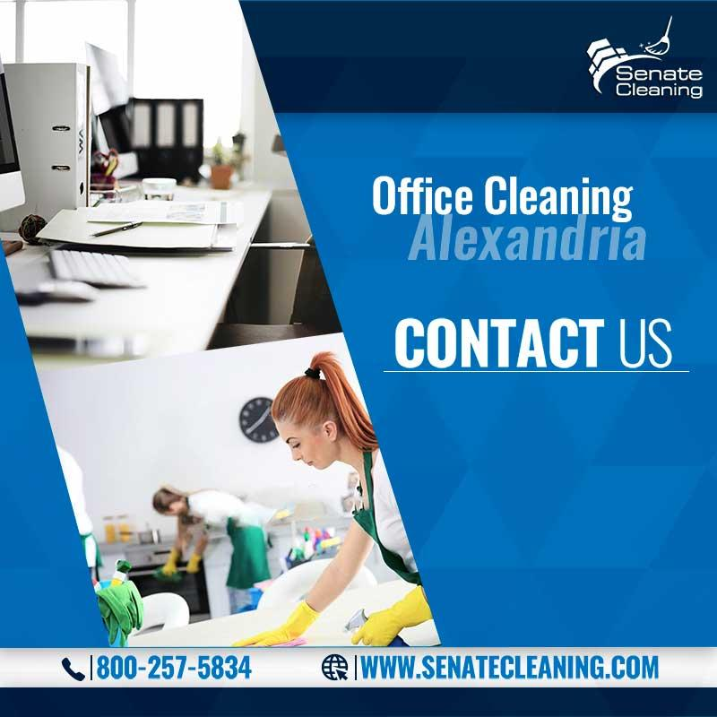 Hire Office Cleaning Alexandria in Virginia