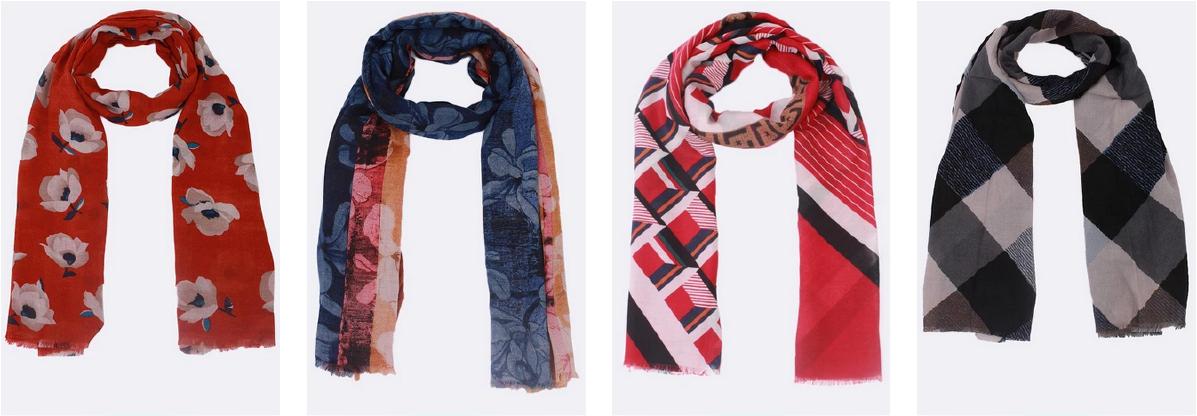 Wholesale Printed Scarves Distributors in Uk