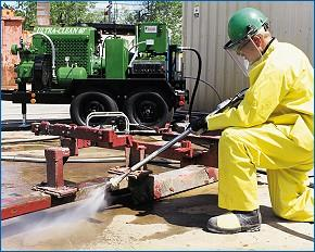 Hydro jet cleaning services   west Michigan