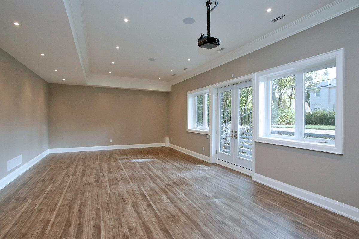 Say Goodbye to Your Unfinished Basement!