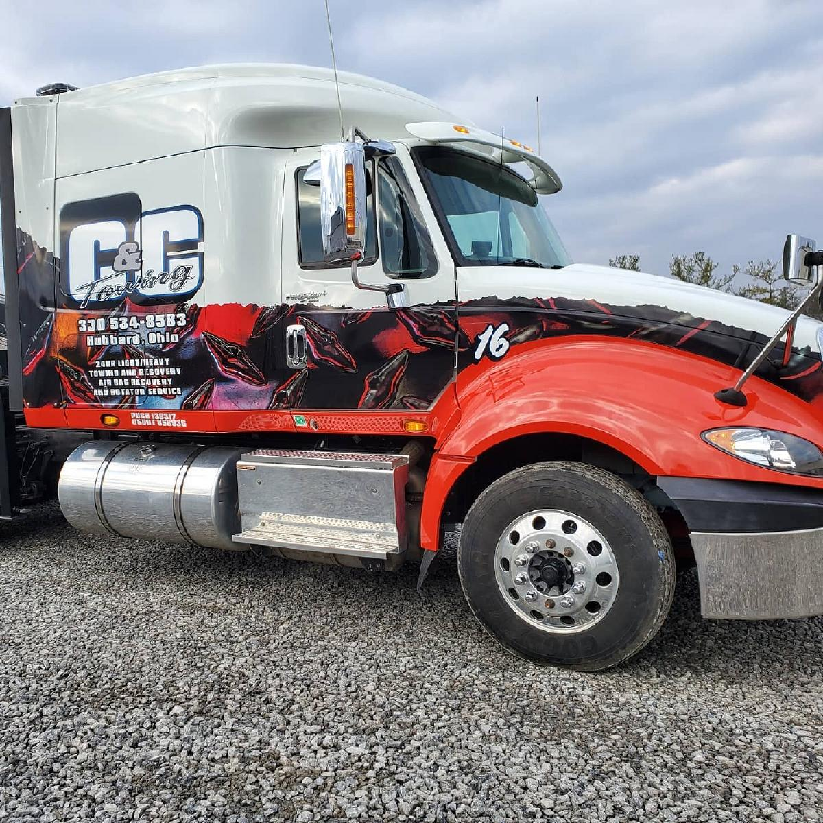 AAA+ Rating On Vehicle Wraps In
