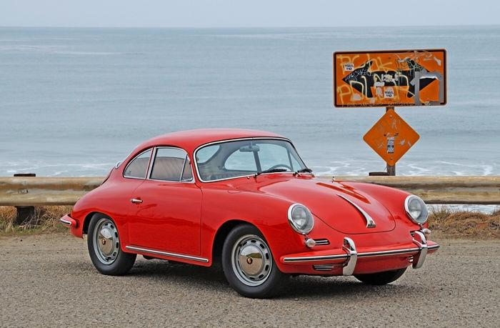 Porsche 356 SC Coupe for sale by owner
