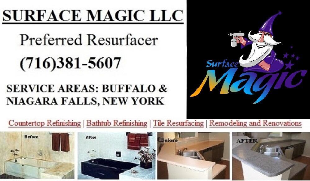 Best Countertop Refinishing Buffalo NY, Top Countertop