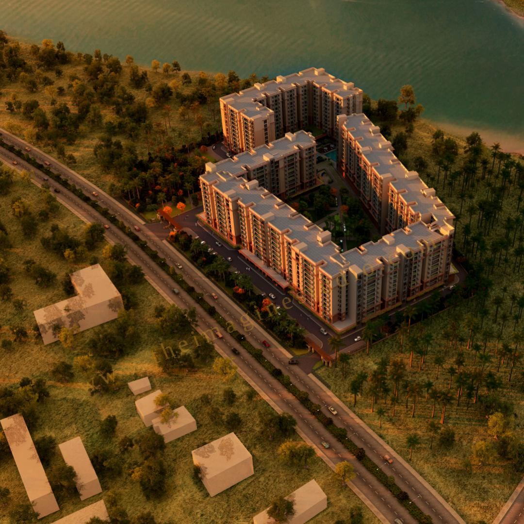 3d architectural walkthrough?
