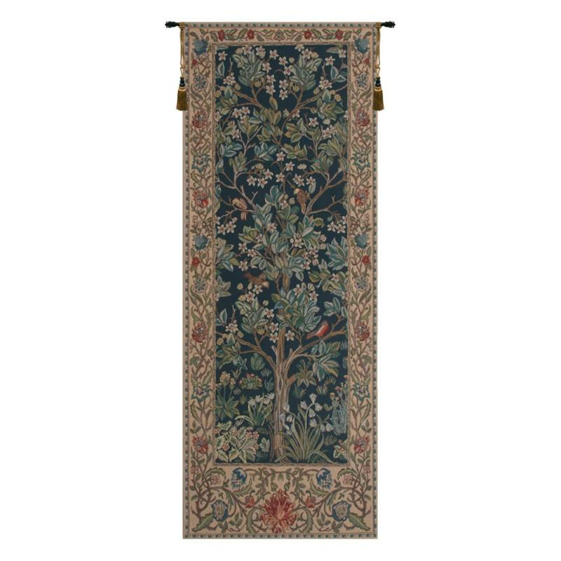 BUY 'THE TREE OF LIFE' PORTIERE BELGIAN TAPESTRY