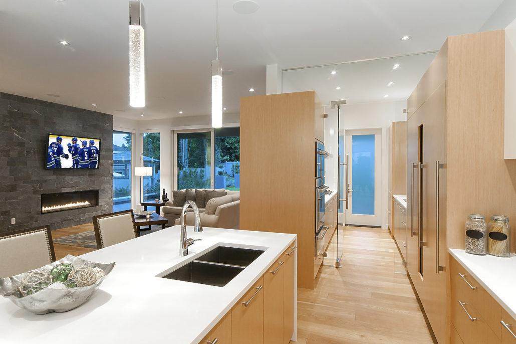Custom Homes West Vancouver