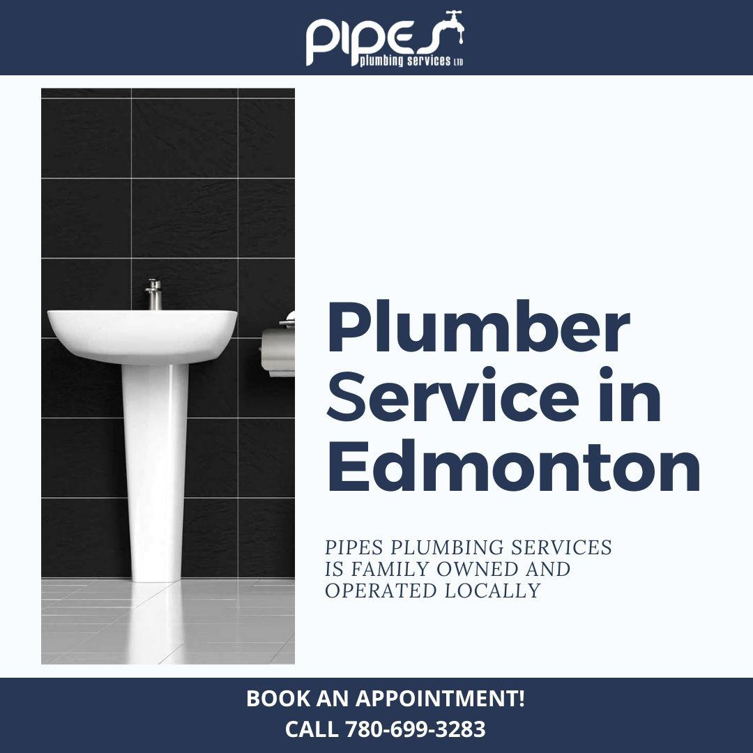 Experienced Plumber Service in Edmonton