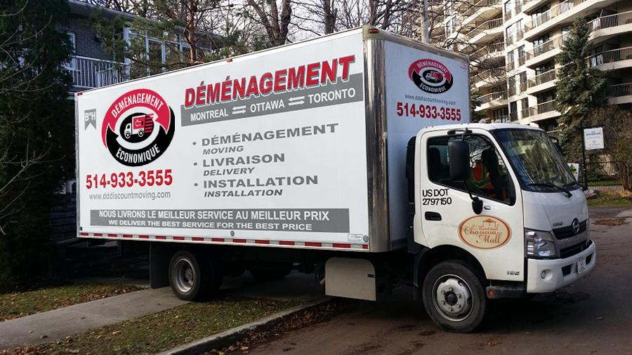 Moving Company in Montreal