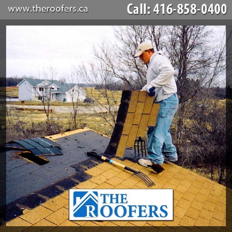 Roofing Contractors In Richmond Hill |The Roofers