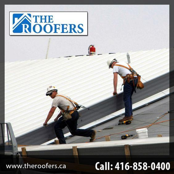 Emergency Roof Repair Contractors In ON | The Roofers