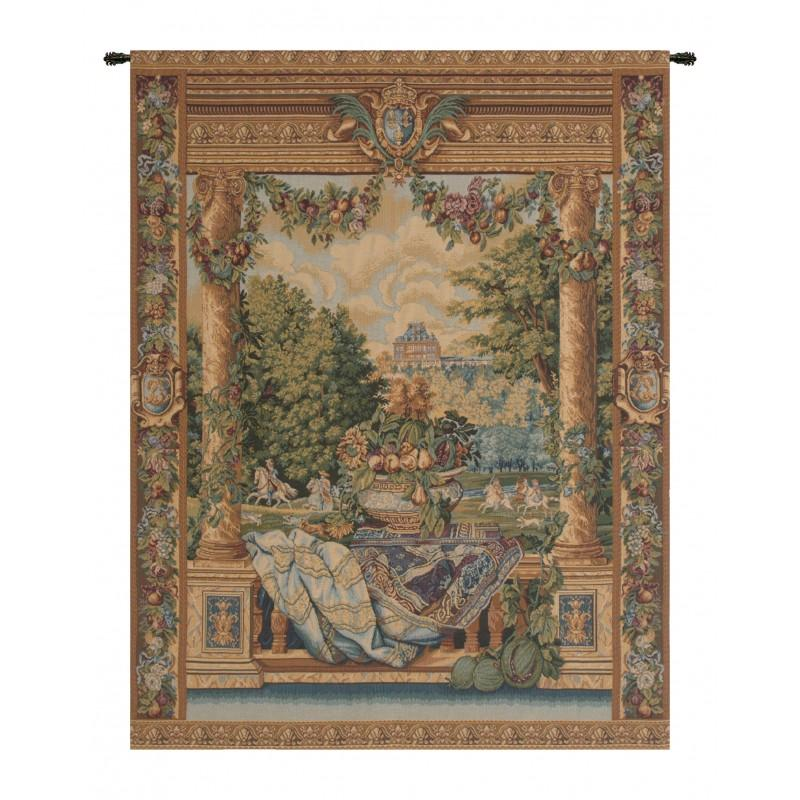 BUY VERSAILLES CASTLE ITALIAN TAPESTRY WALL HANGING
