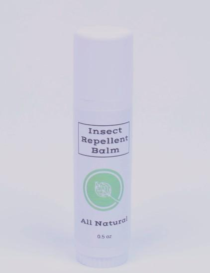 All natural insect repellent balm