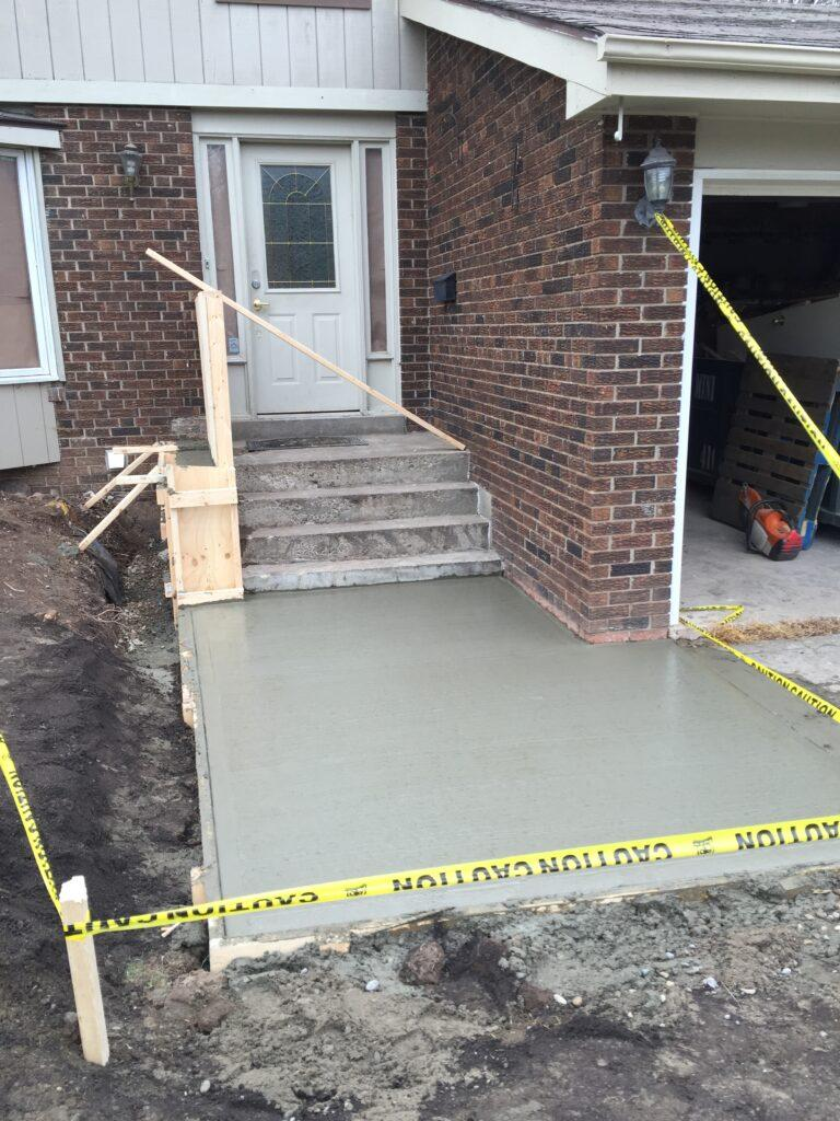 Home Improvement & Underpinning Basement Construction.<