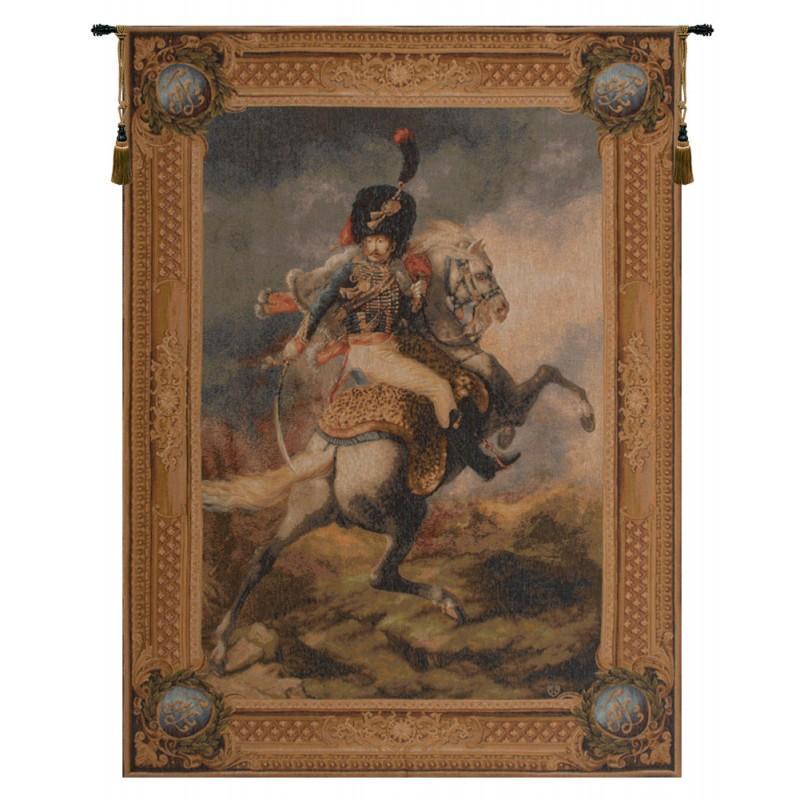 BUY CAVALIER DE LA GARDE IMPERIALE FRENCH TAPESTRY
