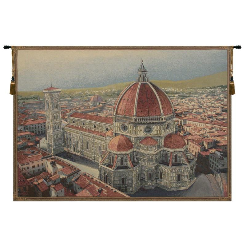 BUY FLORENCE CATHEDRAL ITALIAN TAPESTRY WALL HANGING