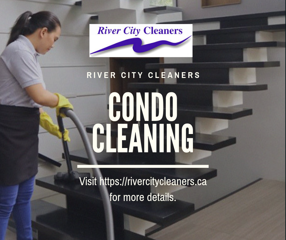 Condo cleaning services Edmonton   River City Cleaner