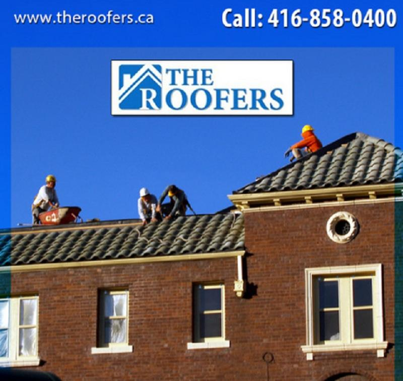 Maple Roofing Supplier in Toronto