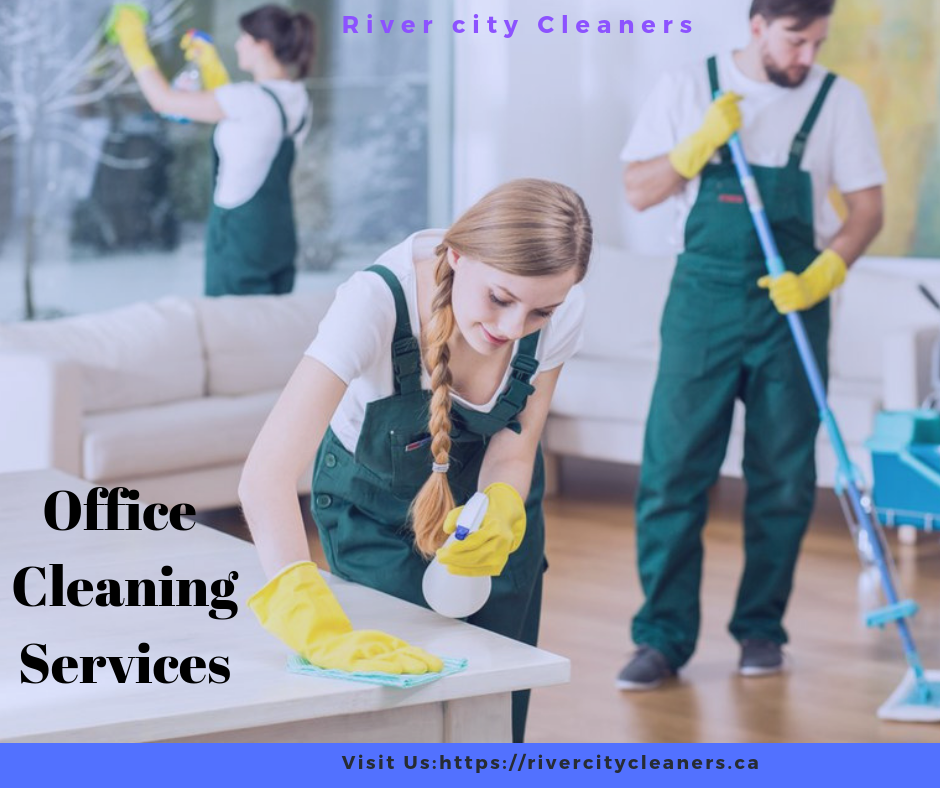 Office cleaning service Edmonton