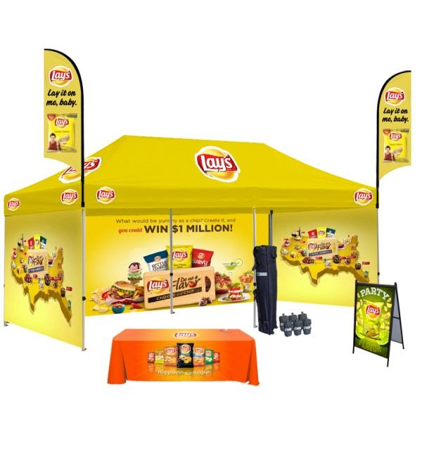 Trade show Tents & Custom Tents Available In Many Sizes &