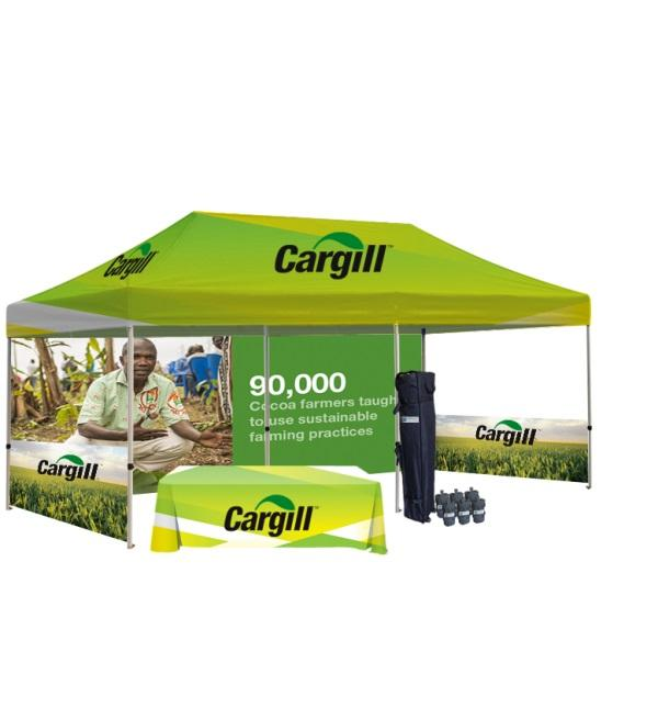 Custom Printed Canopy Tents For Outdoor Promotions| Canada