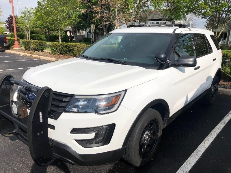 Ford Explorer Police 4WD SUV