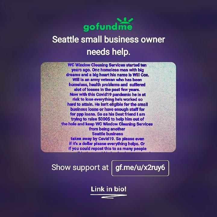Local Seattle business needs help.