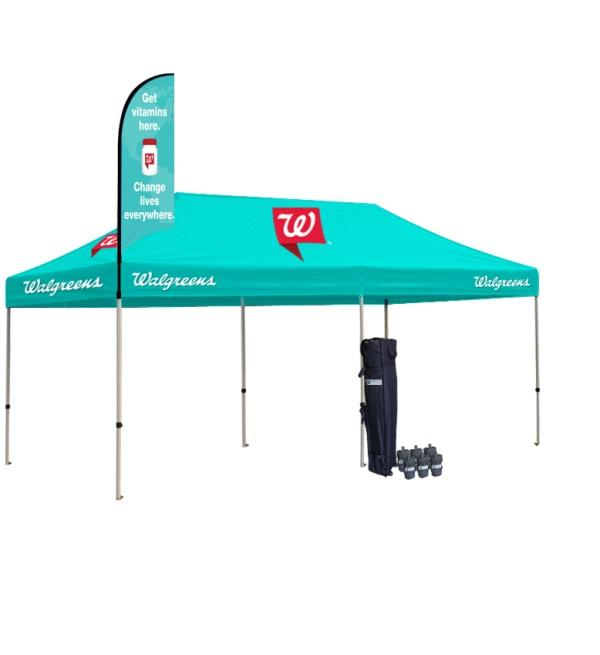 Trade show Tents For Indoor & Outdoor Use