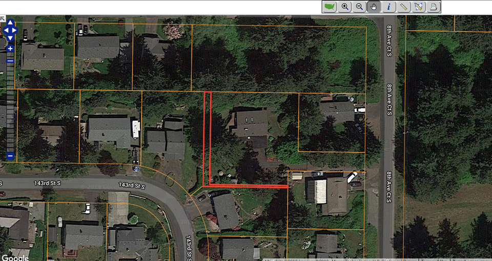 0.04 Acres for sale in Tacoma, WA