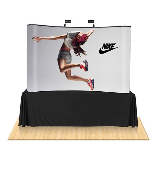 Trade Show Display & Booths in Many Shapes and Sizes for Any