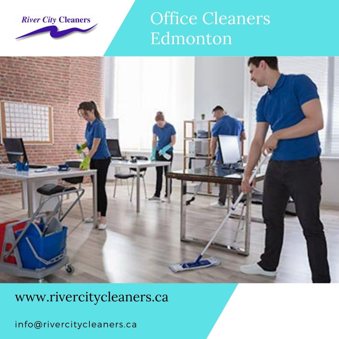 Office Cleaning Service Edmonton