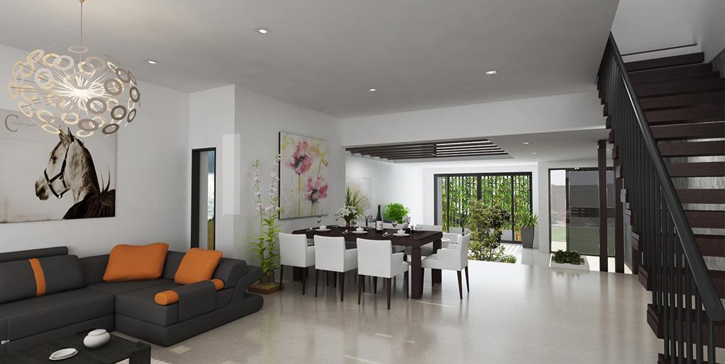 Professional 3D Architectural Design Services