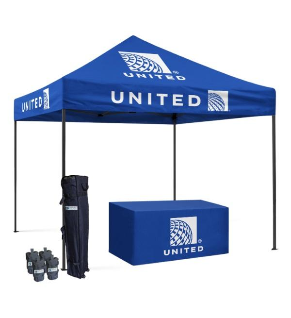 Build Your Commercial Tent