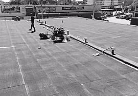 Flat Roofing Repair in Ottawa