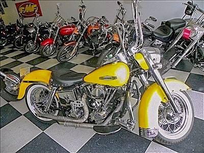 Harley Davidson FLH Shovel Head