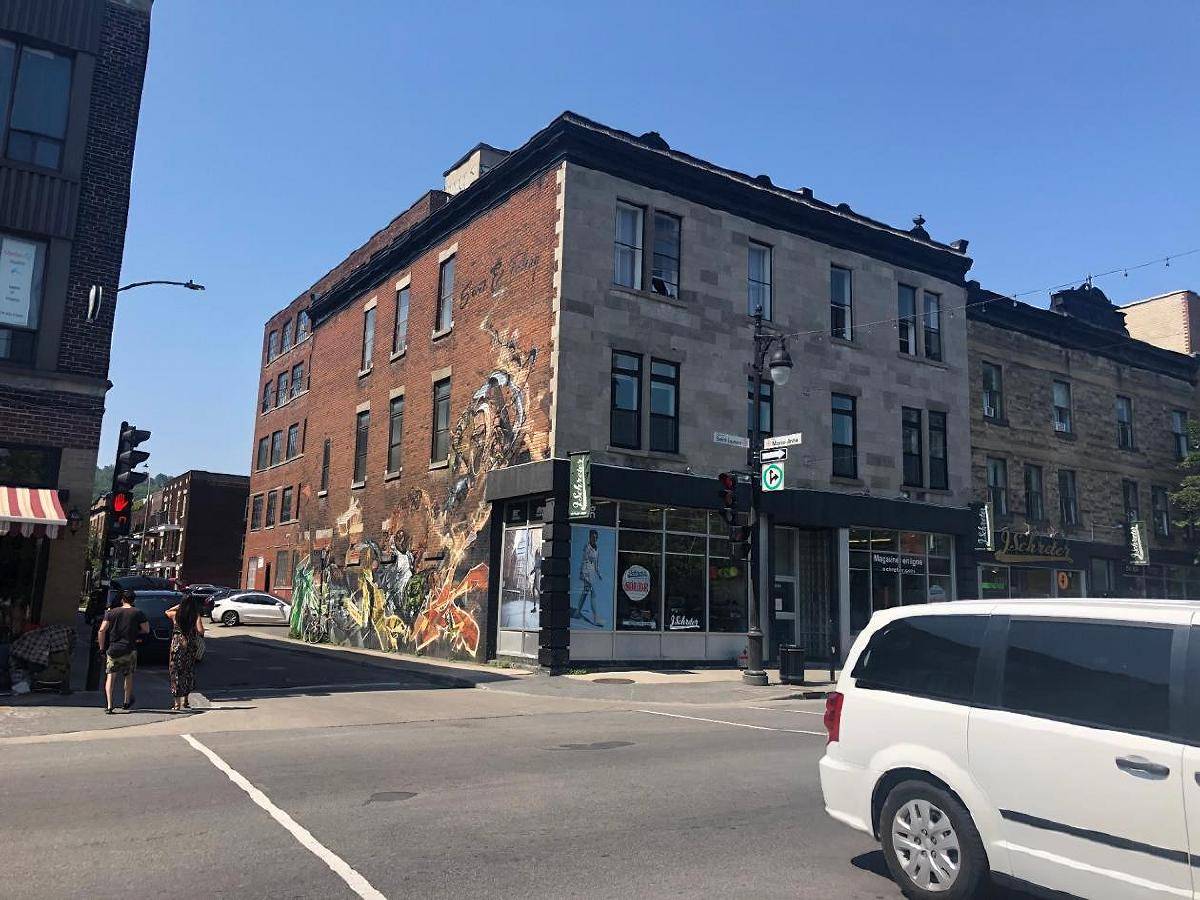 Office for rent  sqft Marie-Anne/St-Laurent
