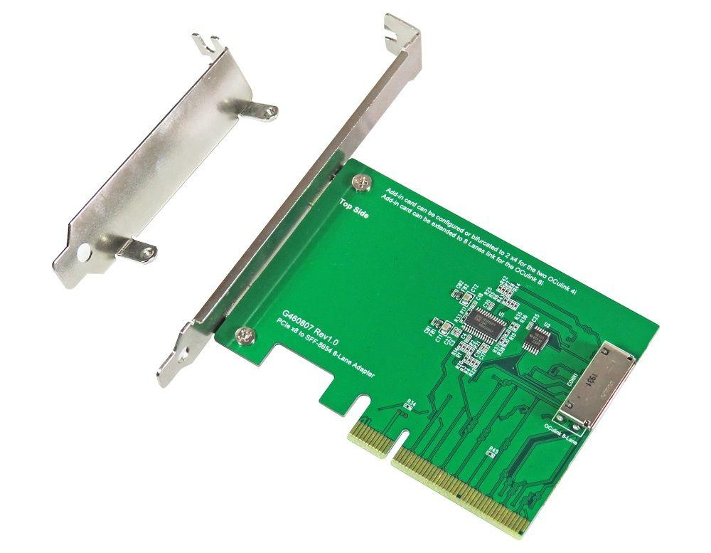 Order Best Quality Oculink To PCI-E Adapter Online